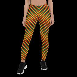 Color Mix Yoga Shorts