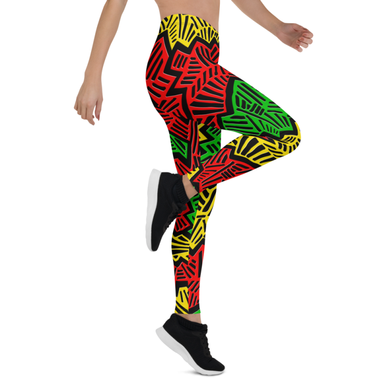Aztec Pattern Multi Color Neck Gaiter
