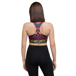 Aztec Navajo Pattern Rasta Color Leggings