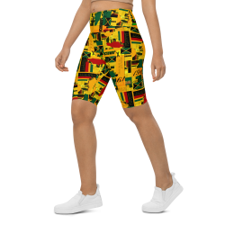 Tropical Jam - Jamaica Colors - Fanny Pack